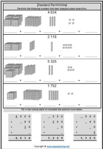 partitioning sheet thousands