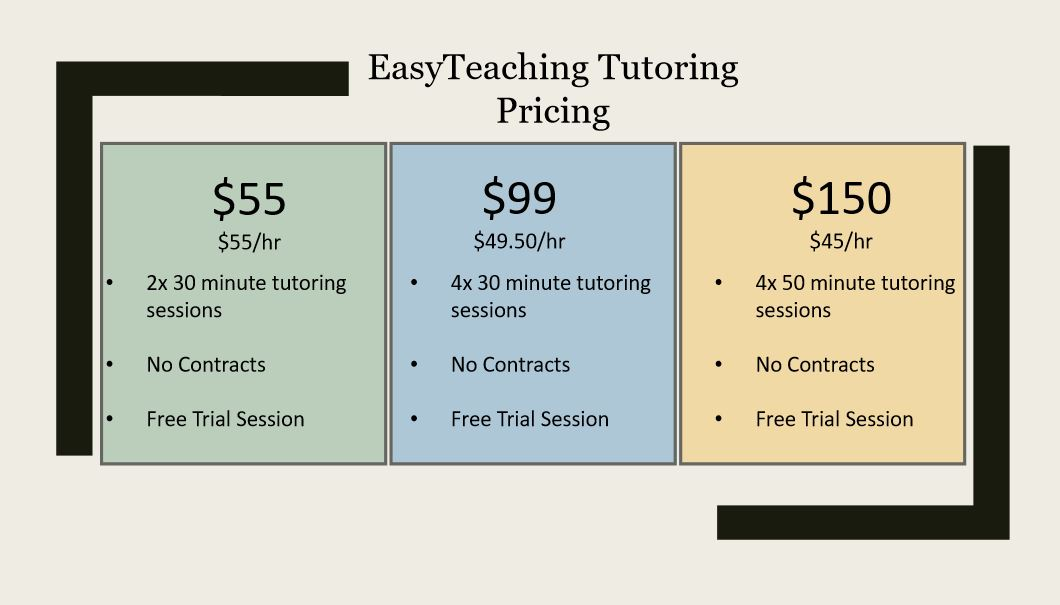 online tutoring easyteaching