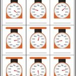 reading scales worksheet weight maths