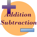addition subtraction resources