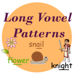 long vowel patterns diphthongs phonics activities