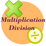 multiplication division number teaching resources