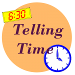 telling time resources teaching time