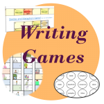 teach writing games grammar punctuation