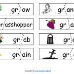blends digraphs puzzle blends worksheets