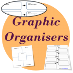 graphic organisers reading comprehension resources