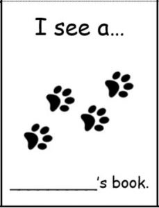 sight word booklet