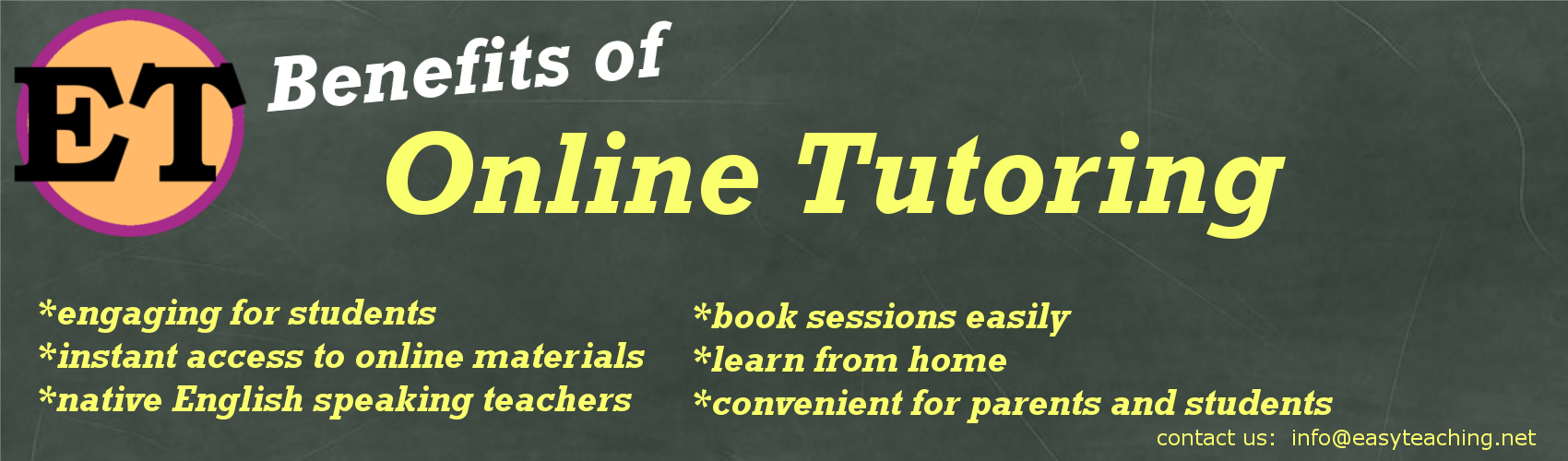 learn english tutoring online