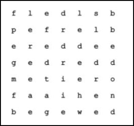 sight word word search idea