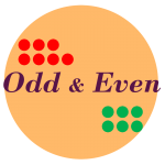 odd even number worksheets