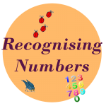 recognising numbers worksheets