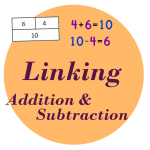 linking addition subtraction worksheets