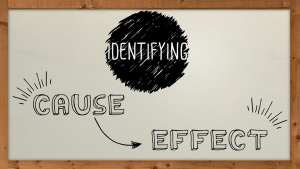cause and effect teaching video