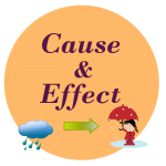 cause effect reading strategy worksheets