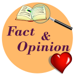 fact opinion fact vs opinion worksheets reading strategy