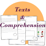 reading texts comprehension