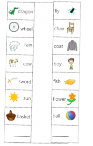 compound words booklet folding pdf fun