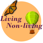 living non living worksheets science