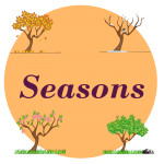 seasons worksheets winter autumn fall spring summer