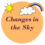 changes in the sky worksheets pdf