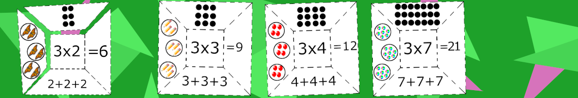 New Multiplication Puzzles!