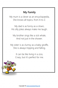 poetry writing worksheets simile poem poetic devices pdf