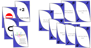 types of sentences uno card game statements questions commands exclamations pdf