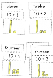 teen number worksheets maths centre activities rotation pdf